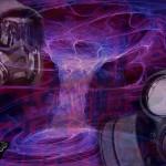 cyber gas mask